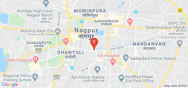 Central India institute of Mass Communication, Ganeshpeth Colony, Nagpur, Maharashtra, India