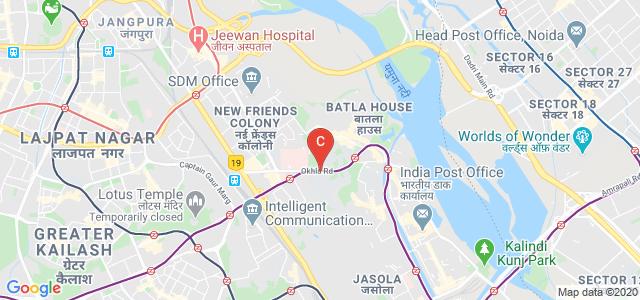 Maulana Mohammad Ali Jauhar Marg, Jamia Millia Islamia, Jamia Nagar, Okhla, New Delhi, Delhi 110025, India