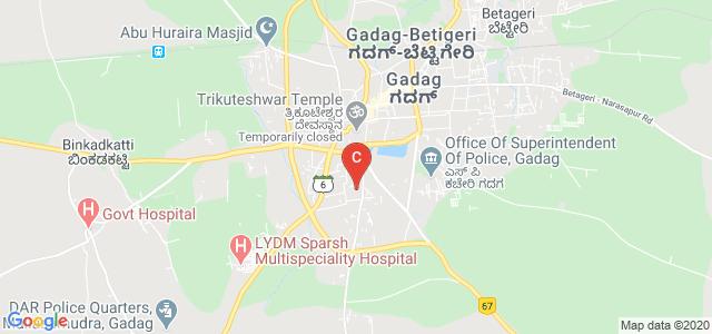 DGM Ayurvedic Medical College And Hospital, Hudco Colony, Gadag, Karnataka, India
