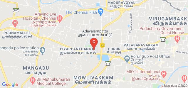 Sri Ramachandra Dental College, Sri Ramachandra Nagar, Porur, Chennai, Tamil Nadu, India