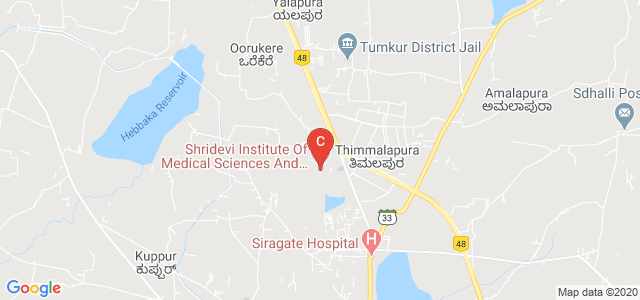Shridevi Institute Of Medical Sciences And Research Hospital, Lingapura, Tumkur, Karnataka, India