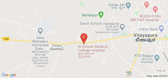 Al-Ameen Medical College, Vijayapura, Karnataka, India