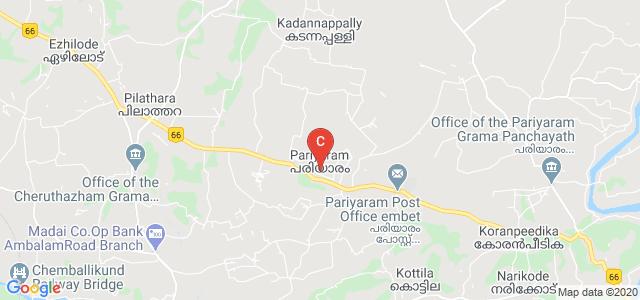 Government Medical College Kannur, Kannur, Kerala, India