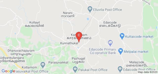 Dr. Somervell Memorial CSI Medical College and Hospital, Karakonam, Kerala, India