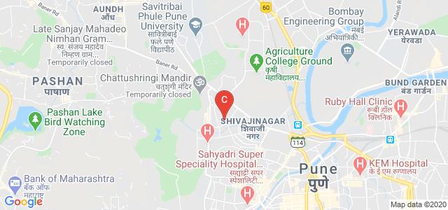 Symbiosis Institute of Computer Studies and Research, Gokhale Cross Road, Model Colony, Shivajinagar, Pune, Maharashtra, India