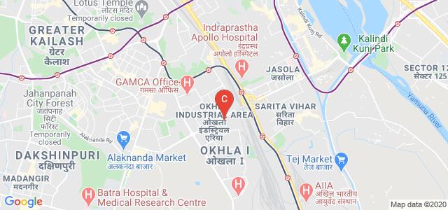 Indian Institute Of Art and Design (IIAD), Okhla Estate Marg, Pocket B, Okhla Phase I, Okhla Industrial Area, New Delhi, Delhi, India