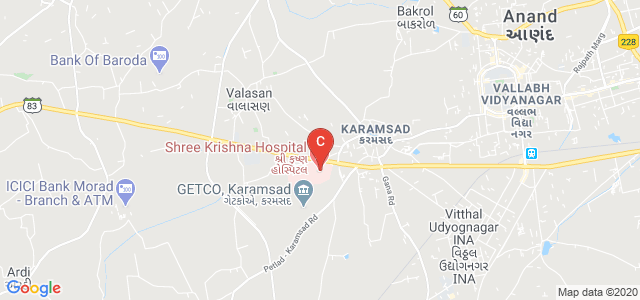 KM Patel Institute of Physiotherapy, Karamsad, Anand, Gujarat, India