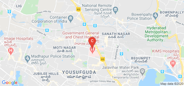 Dr B R K R Govt Ayurvedic Medical College, Sunder Nagar, Hyderabad, Telangana, India