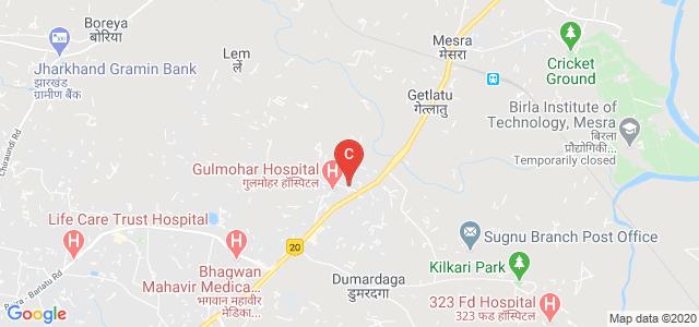 Suryamukhi Dinesh Ayurved Medical College And Hospital, Booty More Road, Krishna Pura, Ohdar Village, Ranchi, Jharkhand, India