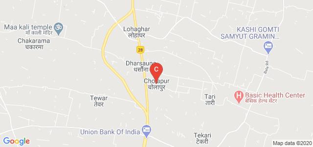 Shri Krishna Ayurvedic Medical College & Hospital, Cholapur, Uttar Pradesh, India