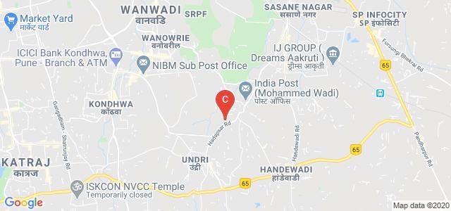 Undri, Pune, Maharashtra 411060, India