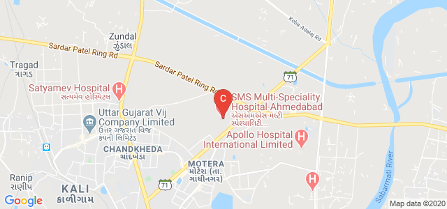 Dr. M. K. Shah Medical College & Research Center, Nigam Nagar, Chandkheda, Ahmedabad, Gujarat, India