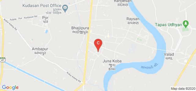 Koba, Gandhinagar, Gujarat, India