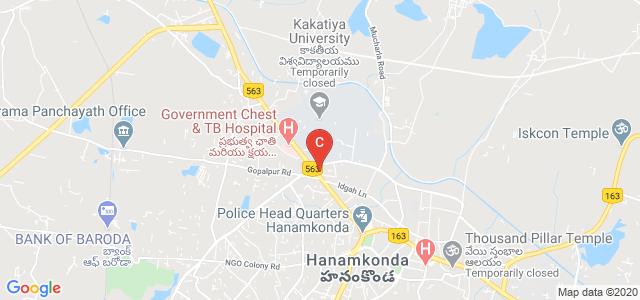 Aurora Degree College, Nayeem Nagar, Hanuman Nagar, Hanamkonda, Telangana, India