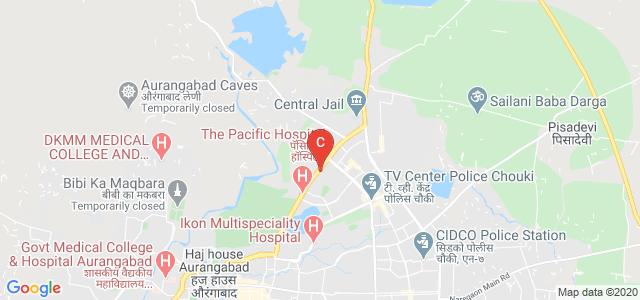 Institute of Hotel Management, Aurangabad, Rauza Baug, N 2, Cidco, Aurangabad, Maharashtra, India