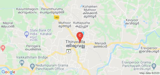 Pushpagiri Institute of Medical Sciences and Research Centre, Thiruvalla, Kerala, India