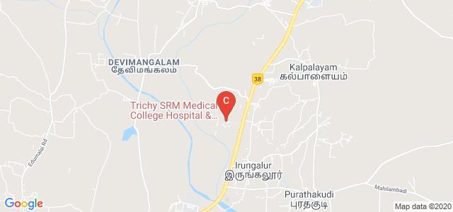 Trichy SRM Medical College Hospital & Research Centre, Tiruchirappalli, Tamil Nadu, India