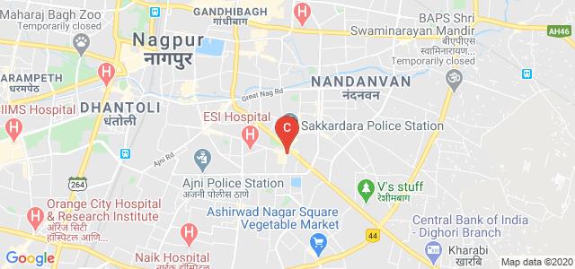 Govt Ayurved College, Nagpur, Ayurvedic Layout, Raghuji Nagar, Nagpur, Maharashtra, India