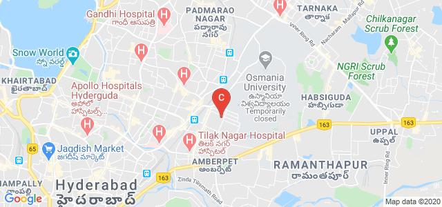 IHM, Vidya Nagar, DD Colony, Amberpet, Hyderabad, Telangana, India