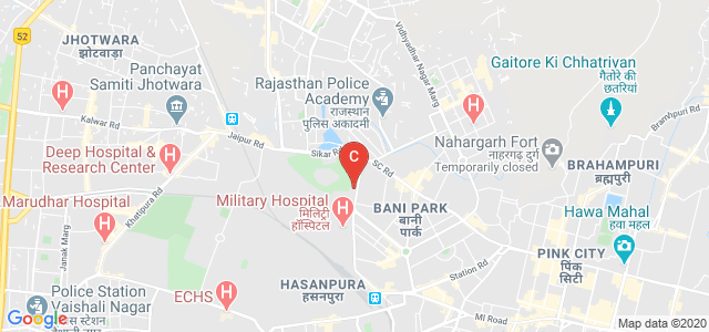 IHM, Military Containment, Jhotwara, Jaipur, Rajasthan, India