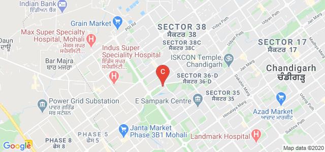 Dr Ambedkar Institue of Hotel Management, 42D, Sector - 42 D, Chandigarh, India