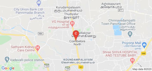 Martin Homeopathy College, NH 67, Pallakattu Thottam, GN Mills, Coimbatore, Tamil Nadu, India