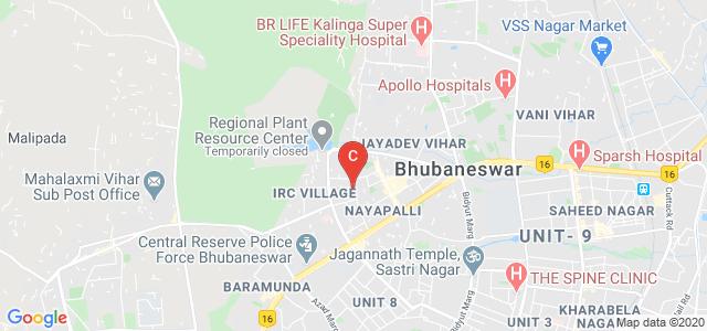 Institute Of Health Sciences (Ihs ), N2, Block N2, IRC Village, Nayapalli, Bhubaneswar, Odisha, India