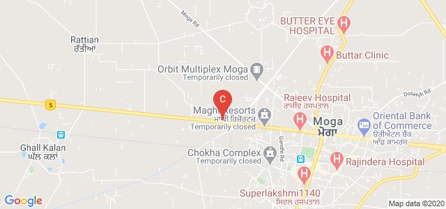 SSMD Ayurvedic College, Ferozepur Road, Dunneke, Moga, Punjab, India