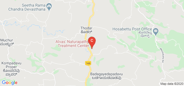 Alva's College Of Naturopathy And Yogic Sciences, Tenkamijar, Karnataka, India