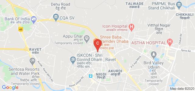 PDEA'S College Of Ayurved & Research Center, LIG Colony, Pradhikaran, Nigdi, Pimpri-Chinchwad, Maharashtra, India