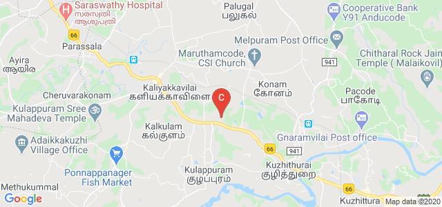 Grace Institutions, Salem - Kochi - Kanyakumari Hwy, Padanthalumoodu, Tamil Nadu, India