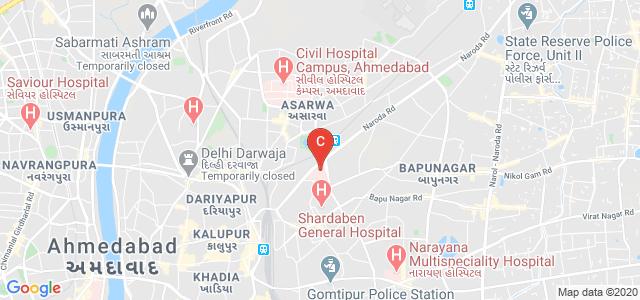 GCS Medical College, Hospital & Research Centre, Saraspur, Ahmedabad, Gujarat, India