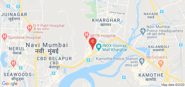 Dr. G. D. Pol Foundation YMT Ayurvedic Medical College and Hospital. P.G.Institute, Sector 4, Kharghar, Navi Mumbai, Maharashtra, India