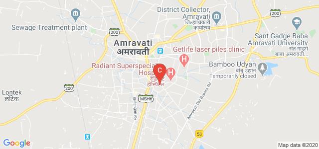 Takhatmal Shrivallabh Homoeopathic Medical College And Hospital, Rajapeth, Chatrapati Sahu Nagar, Amravati, Maharashtra, India