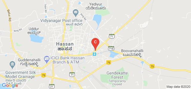 SH 71, Shankaripuram, Hassan, Karnataka 573201, India