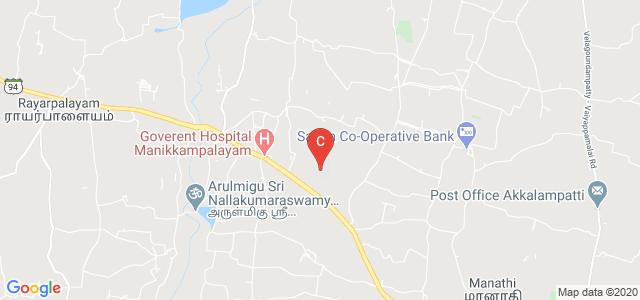 Bharath Polytechnic College, Tiruchengode - Namakkal - Trichy Road, Manickampalayam, Koothampoondi, Tamil Nadu, India