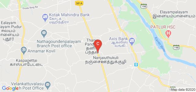 AL AMEEN Polytechnic College, Nanjaiuthukuli, Tamil Nadu, India