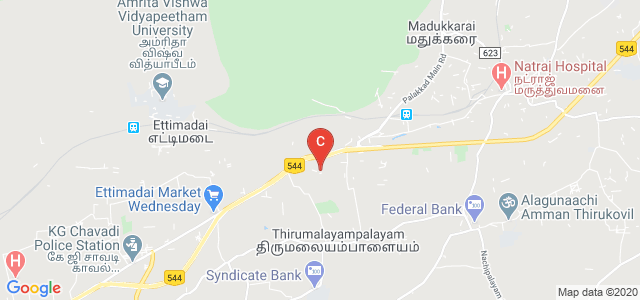 Sree Narayana Guru Polytechnic College, Ettimadai R.F., Tamil Nadu, India