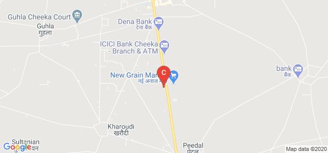 GURU GOBIND SINGH GOVERNMENT POLYTECHNIC, Cheeka, Haryana, India