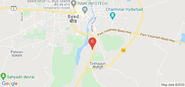 Yashwantrao Chavan Institute of Polytechnic, Prakash Ambedkar Nagar, Beed, Maharashtra, India