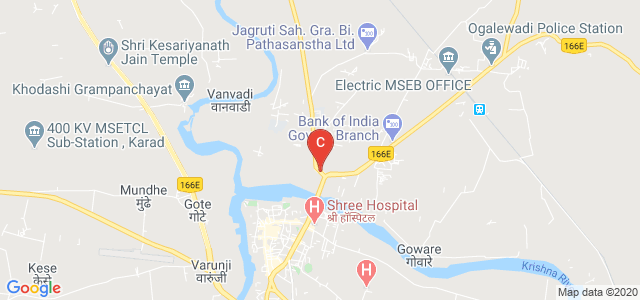 Masur Road, Samath Colony, Vidyanagar, Karad, Maharashtra, India