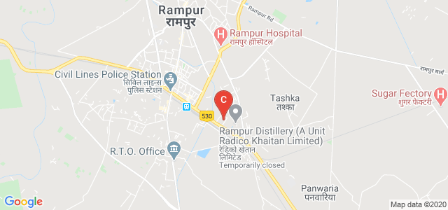 Shivapuram Colony, Rampur, Uttar Pradesh, India