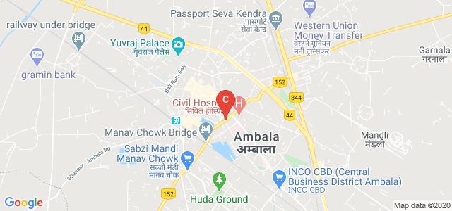 Gurukulam Institute For Technical Education, Bhurewala,Tehsil, Naraingarh, Haryana, India
