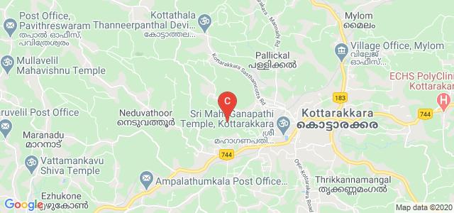 Vijaya College of Nursing, Kottarakkara, Kerala, India