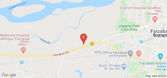 Government Polytechnic Faizabad, Mumtaj Nagar, Kot Saray, Uttar Pradesh, India