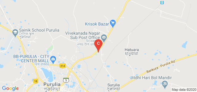 Purulia Polytechnic, State Highway 5, Purulia, West Bengal, India