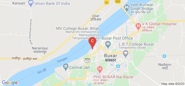 M.V. College Buxar, Bihar, Charitra Van, Buxar, Bihar, India
