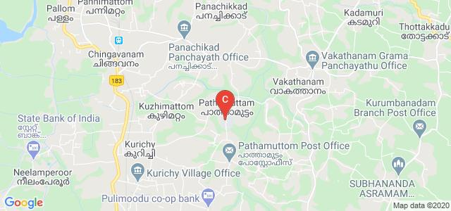 Saintgits College of Engineering, Kottayam, Pathamuttam, Kerala, India