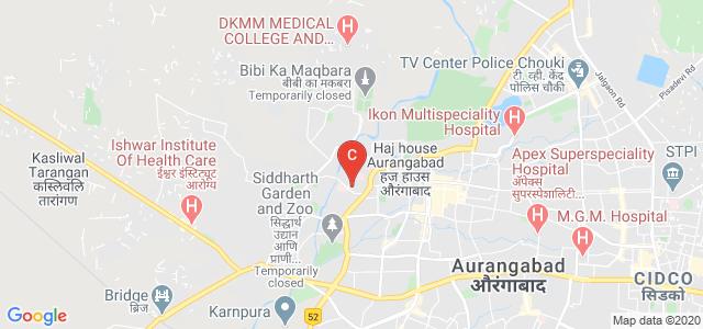 Govt. Dental Hospital & College, Naralibag, Aurangabad, Maharashtra, India