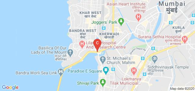 Bandra Reclamation Flyover, Bandra West, Mumbai, Maharashtra, India